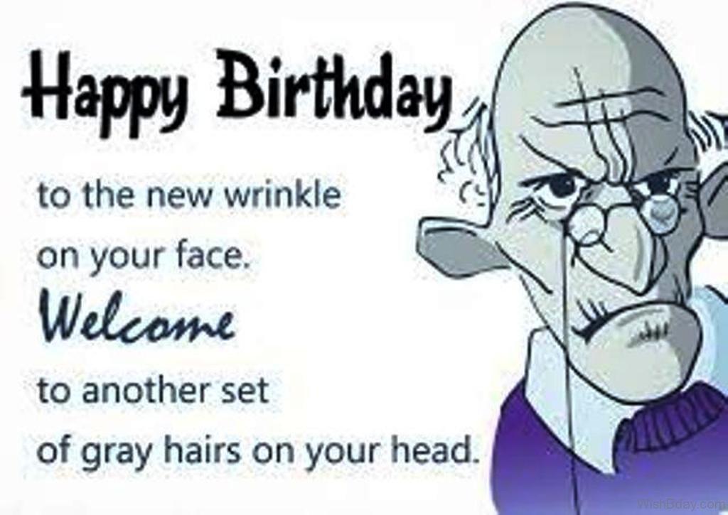42 Humorous Birthday Wishes – Birthday Greeting Reply