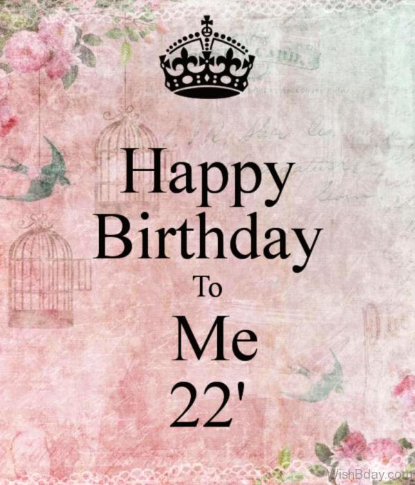 Happy Birthday To Me 2