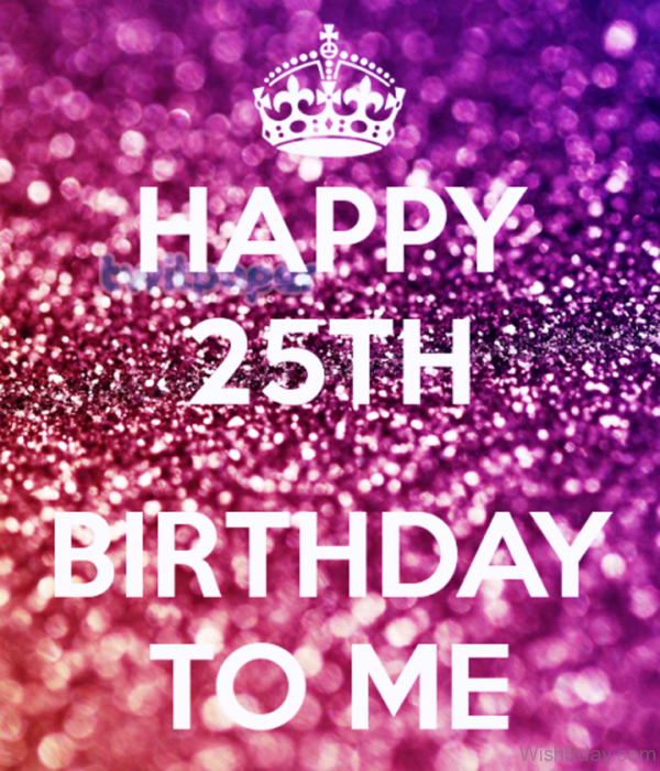 Happy Birthday To Me