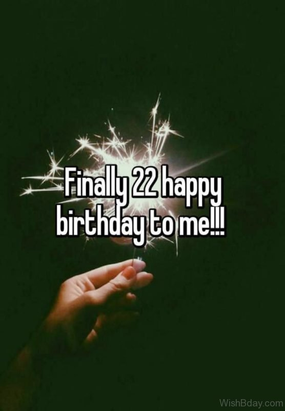 Happy Birthday To Me 7
