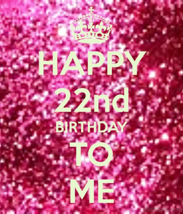 Happy Birthday To Me Dear