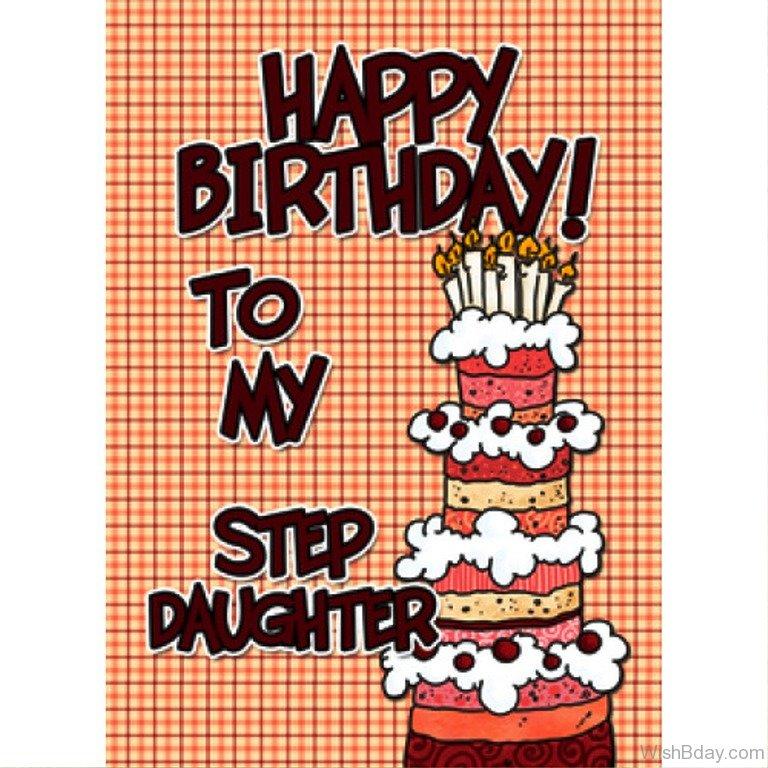 70 Step Daughter Birthday Wishes