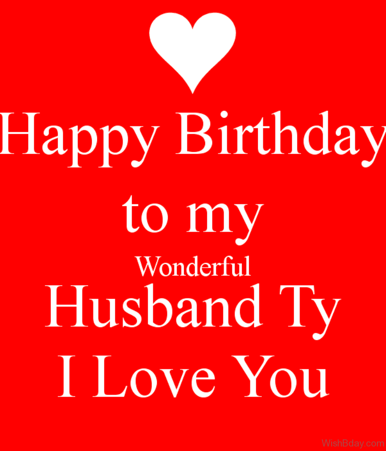 53 Birthday Wishes For Husband – Happy Birthday Greetings for Husband