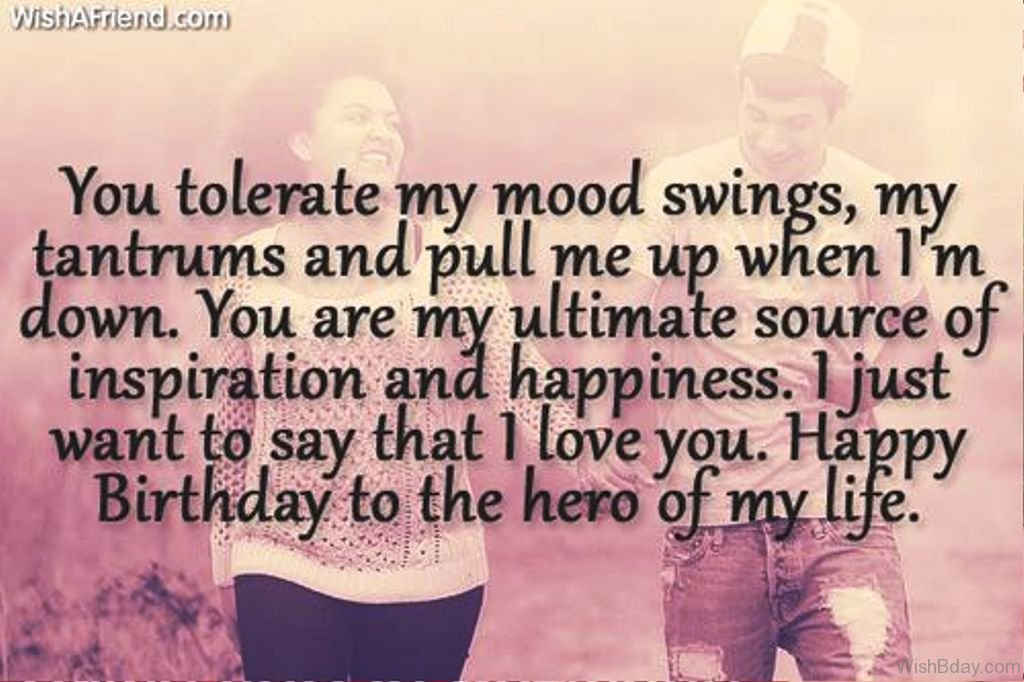 63 Birthday Wishes For Boyfriend Happy Birthday Wishes To A Boyfriend