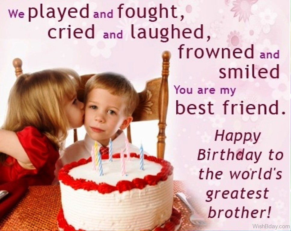 41 birthday wishes for brother happy birthday to the world s greatest brother 1 m4hsunfo