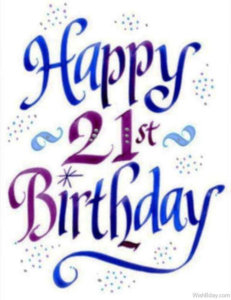 36 21st Birthday Wishes