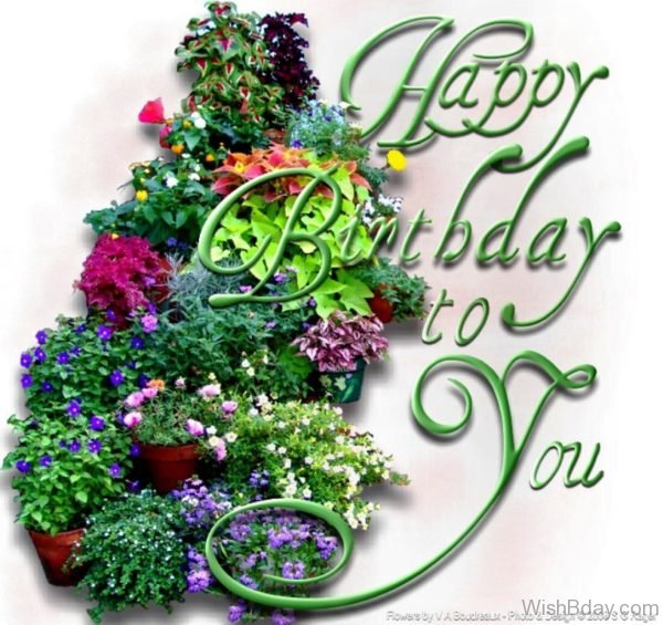 Happy Birthday To You Nice Image