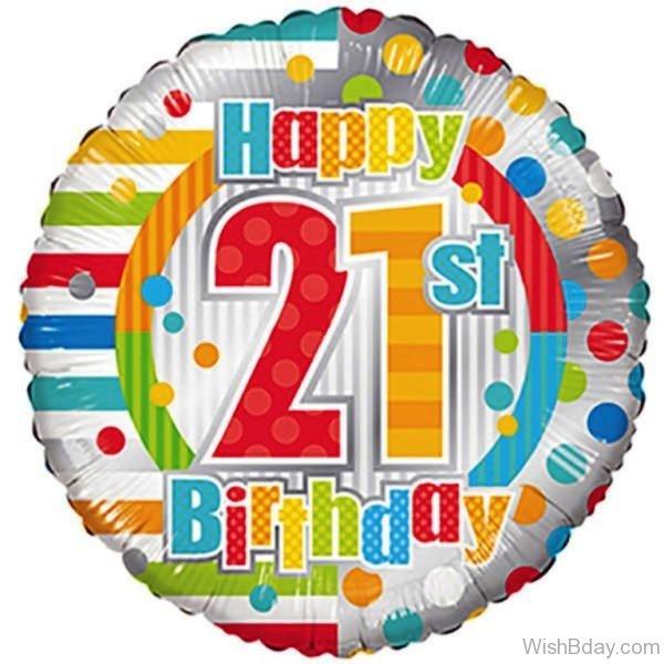 Happy Birthday Twenty First Old Wishes