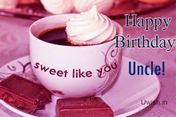 Happy Birthday Uncle Image