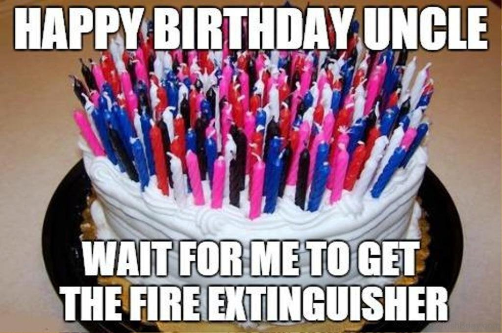 Funny Birthday Meme For Uncle : Birthday wishes for uncle
