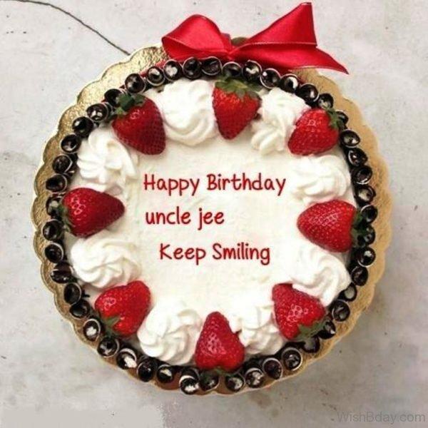 Happy Birthday Uncle jee