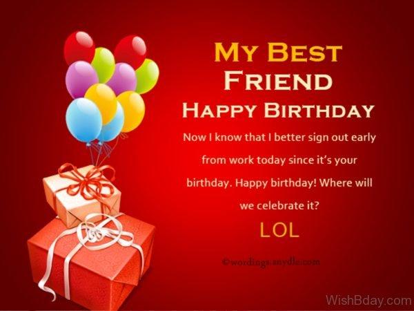 Happy Birthday Where Will We Celebrate It