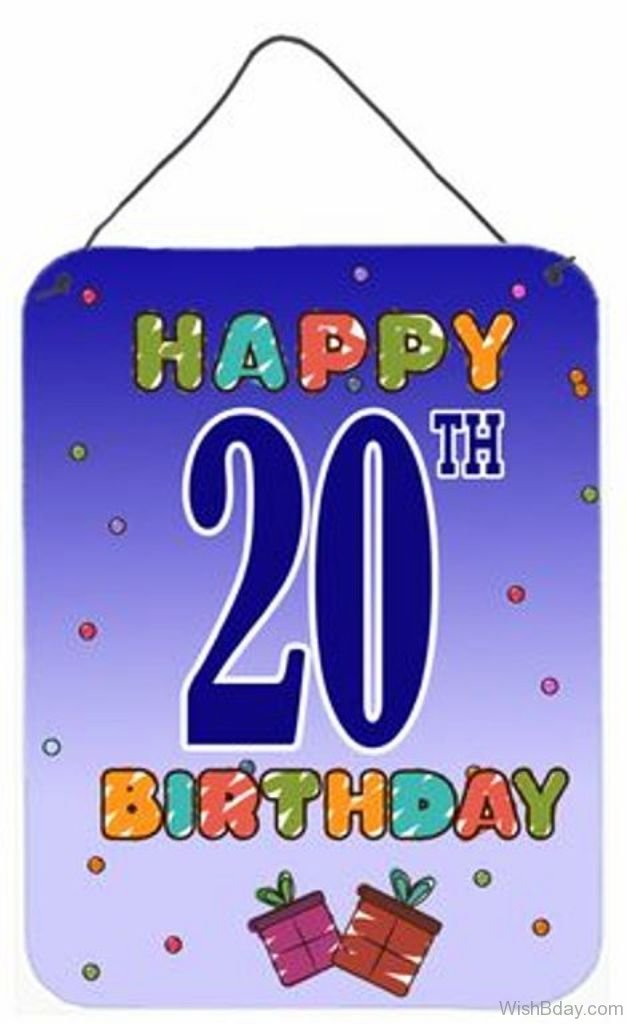 40 20th Birthday Wishes Happy Birthday 30th Wishes
