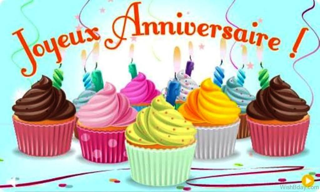 Поздравление с днём рождения на французском языке с переводом 289