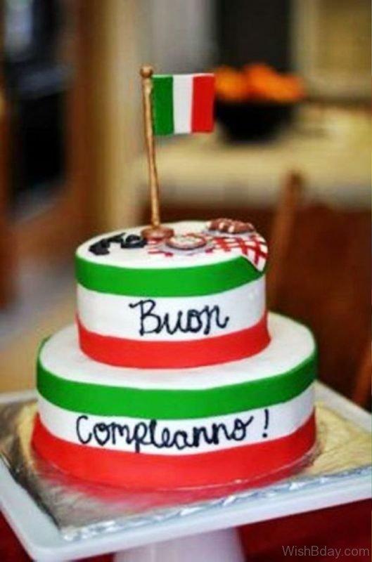 Happy Birthday Wishes In Italian