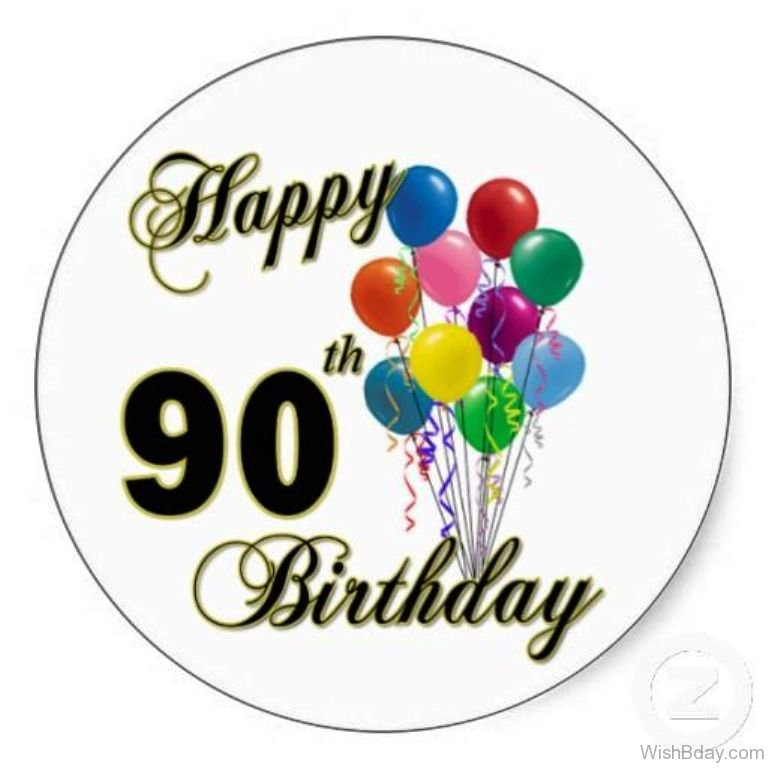 10 90th Birthday Wishes