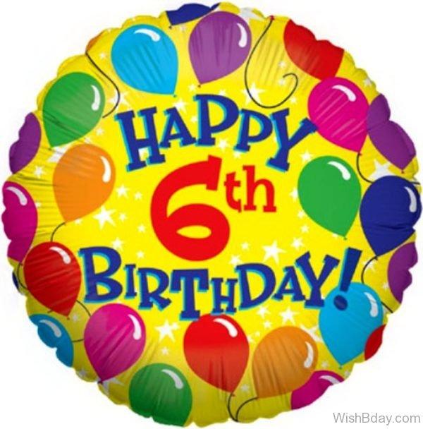 Happy Birthday With Balloon 3