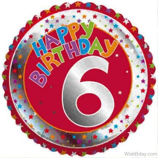 Happy Birthday With Balloon Image