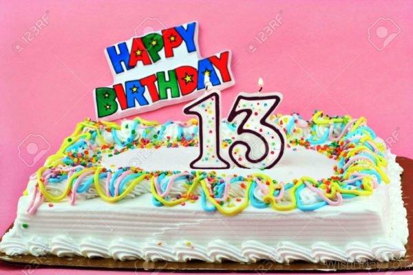 Happy Birthday With Cake 19