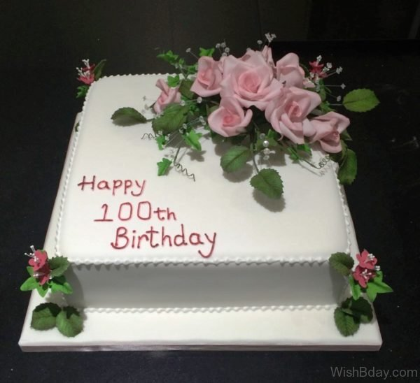 Happy Birthday With Cake 23