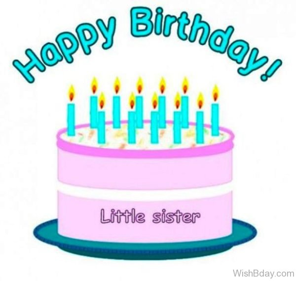 Happy Birthday With Cake 8