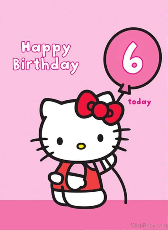 Happy Birthday With Kitty