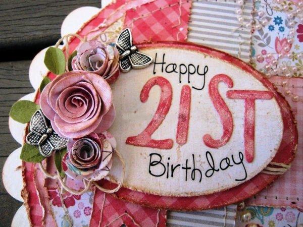Happy Twenty First Birthday Wishes 1