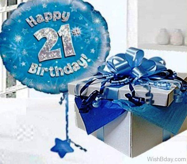 Happy Twenty First Birthday Wishes