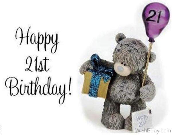 Happy Twenty First Birthday1