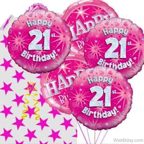 Happy Twnty First Birthday