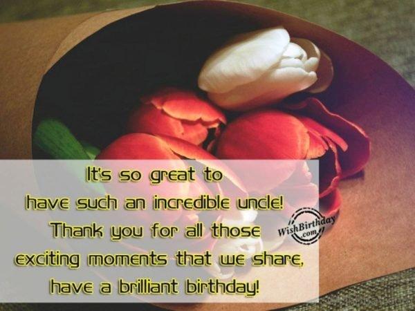Have A Brillant Birthday 2