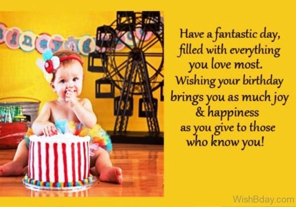 Have A Fanastic Day
