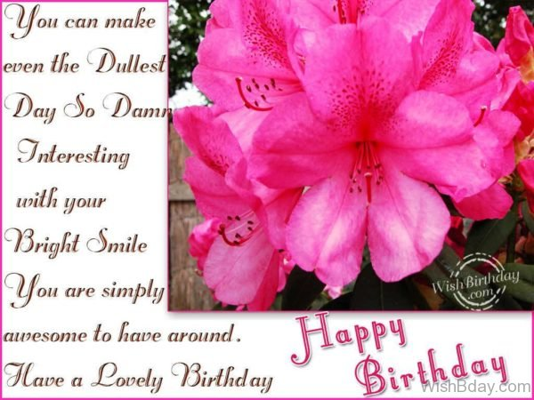 Have A Lovely Birthday 1