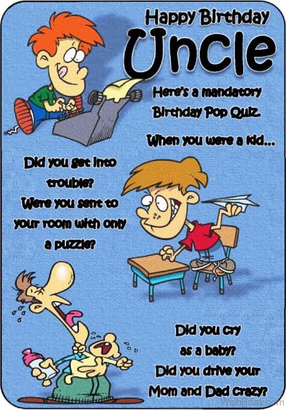 Heres Mandatory Birthday Pop Quiz