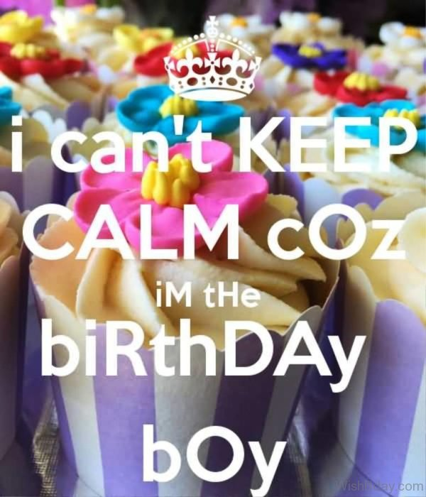 I Am The Birthday Boy