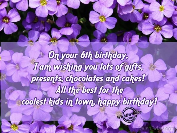 I Am Wishing You Lots Of Gifts