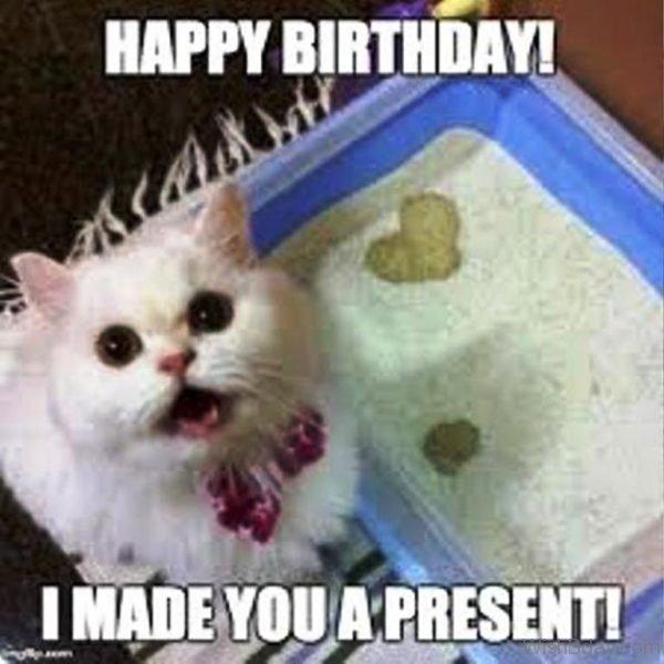 I Made You A Present