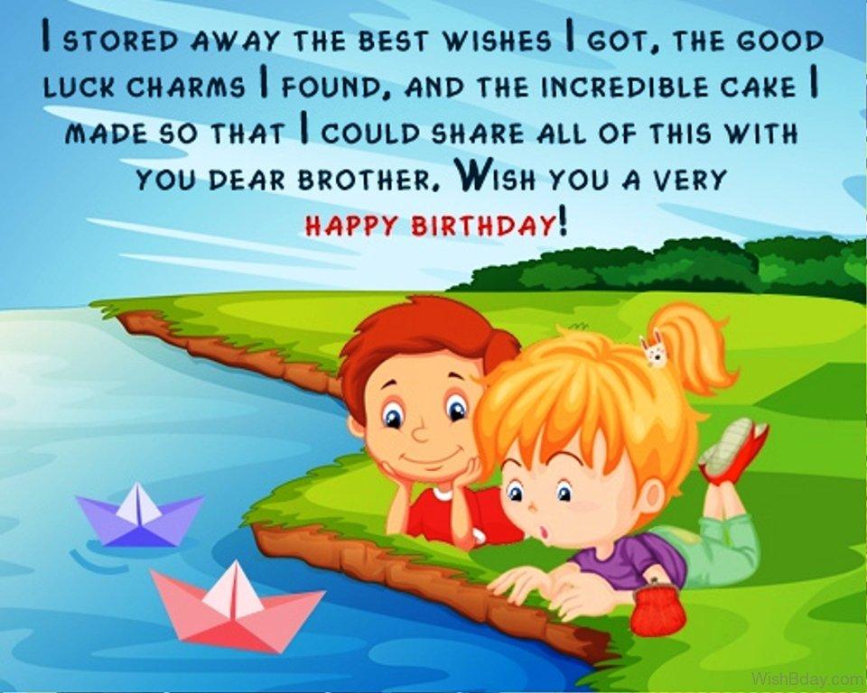 older brother birthday quotes wwwpixsharkcom images