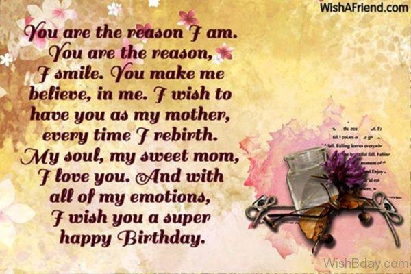I Wish You A Super Happy Birthday 1