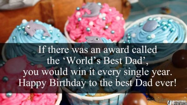 If There Was An Award Called The World s Best Dad