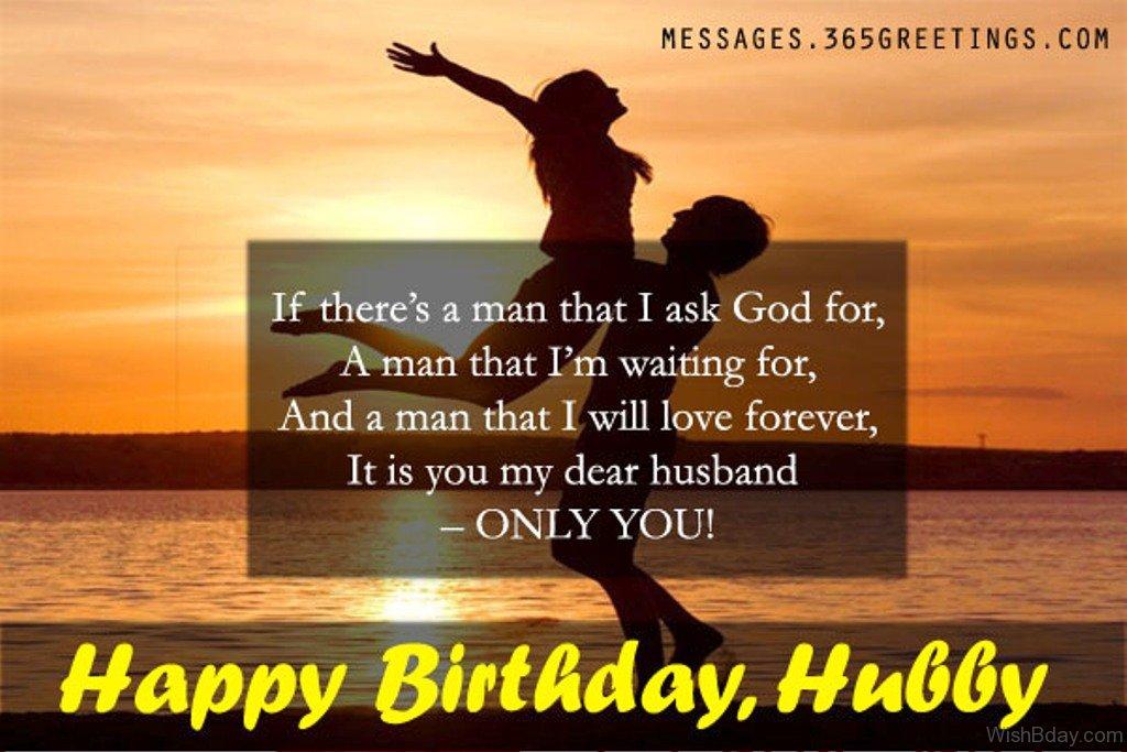 Happy Birthday Husband Romantic ~ Birthday wishes for husband