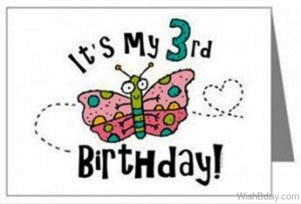 Its My Third Birthday
