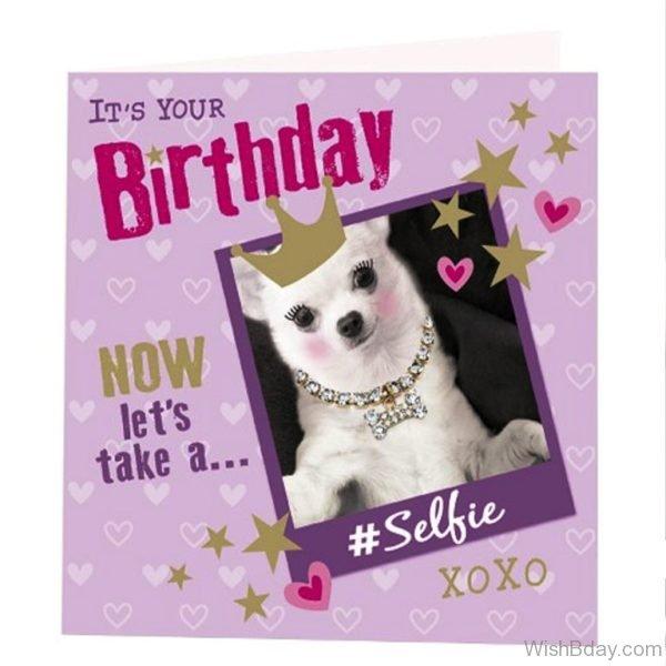 Its Your Birthday Happy Birthday Image