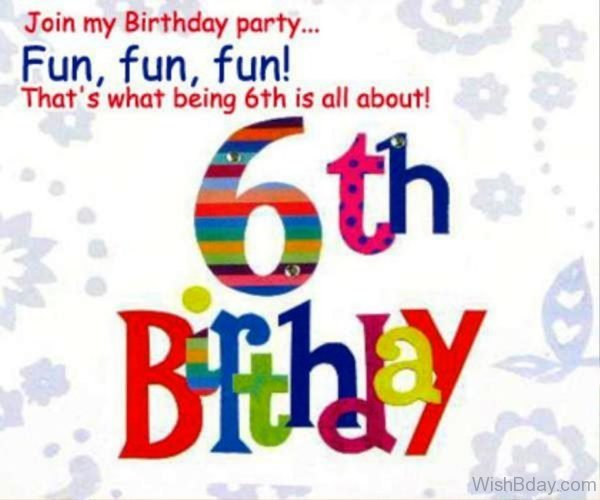 Join My Birthday Party