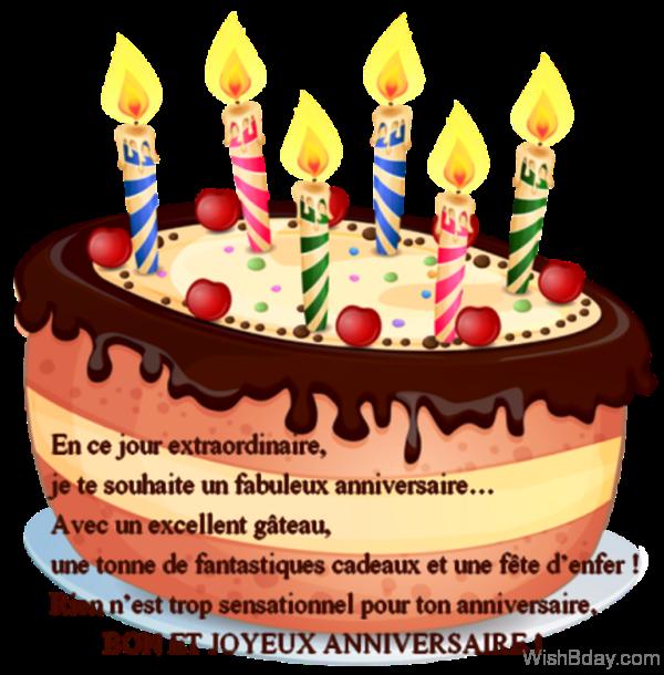 Joyeux Anniversaire Happy Birthday 1