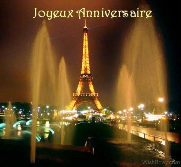 Joyeux Anniversaire Happy Birthday 3