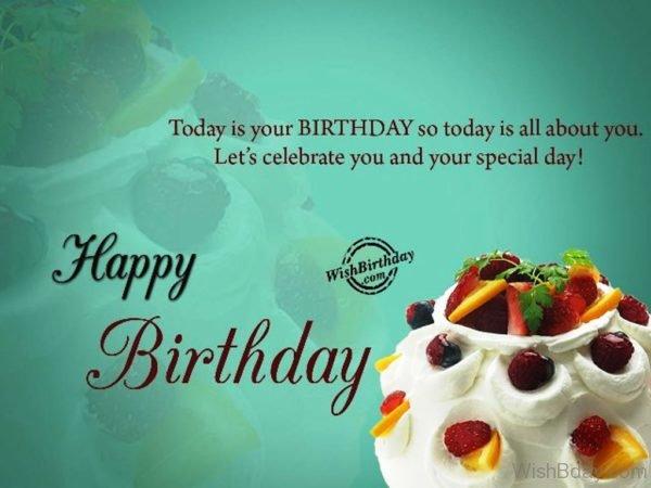 Let's Celebrate You