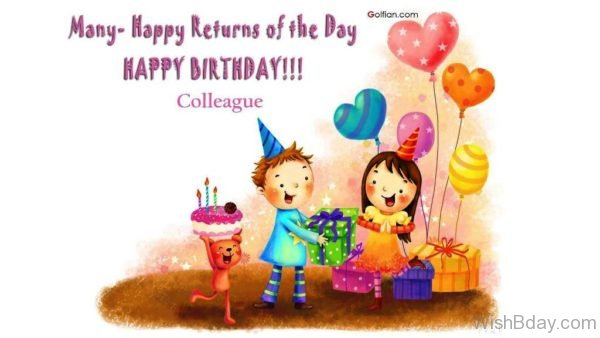 Many Happy Return Of The Day