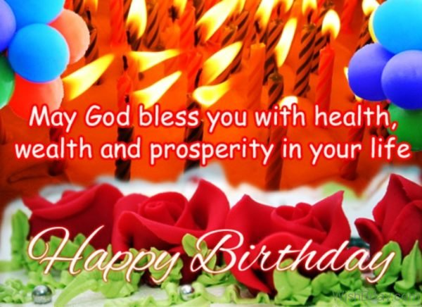 May God Bless You With Health