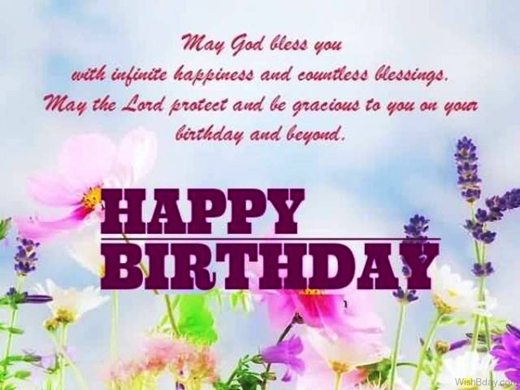 46 Birthday Wishes For Blessing